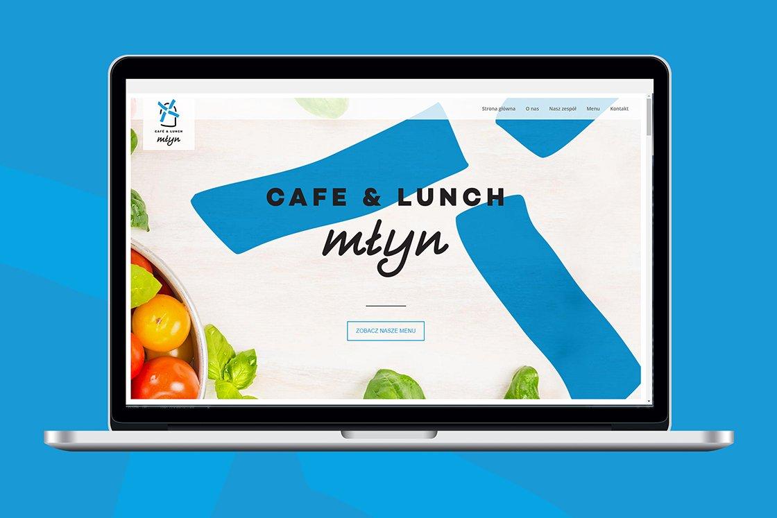 strony internetowe śrem cafe młyn