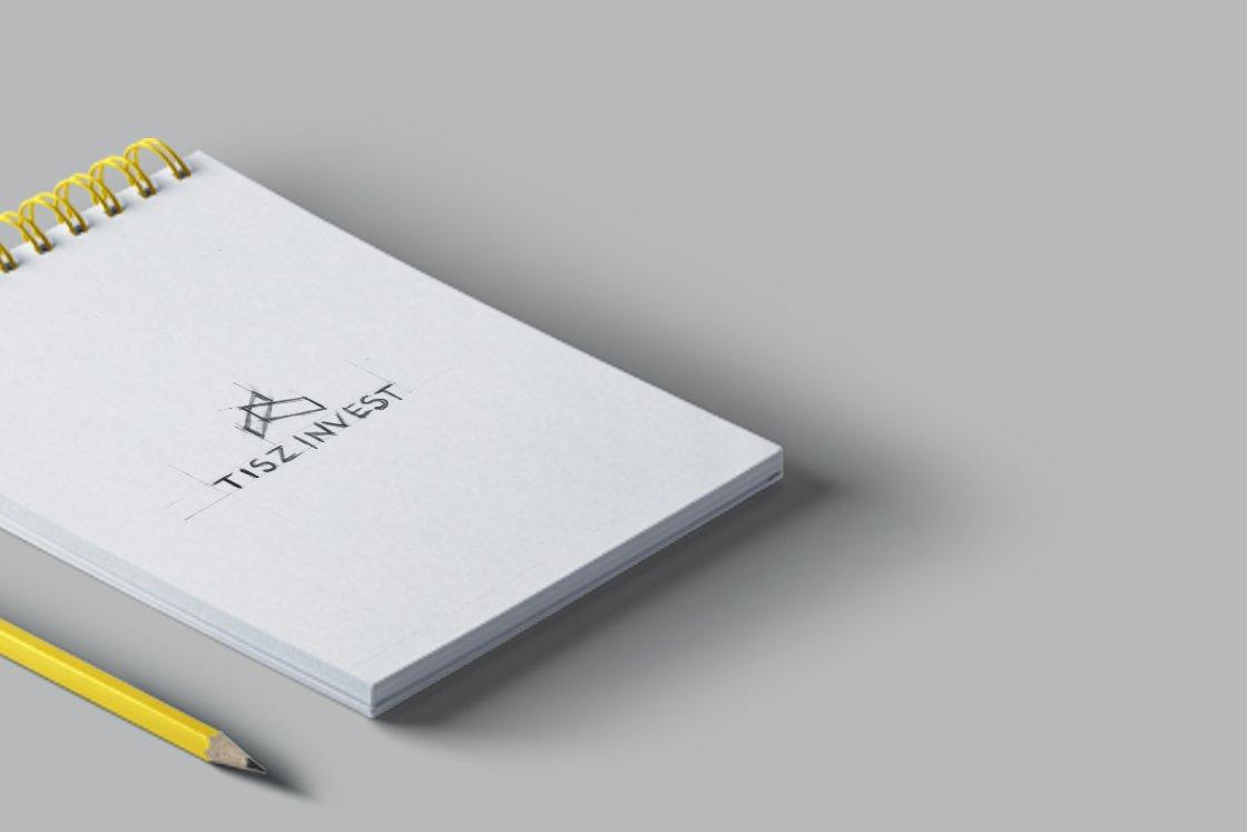 tisz invest logo szkic