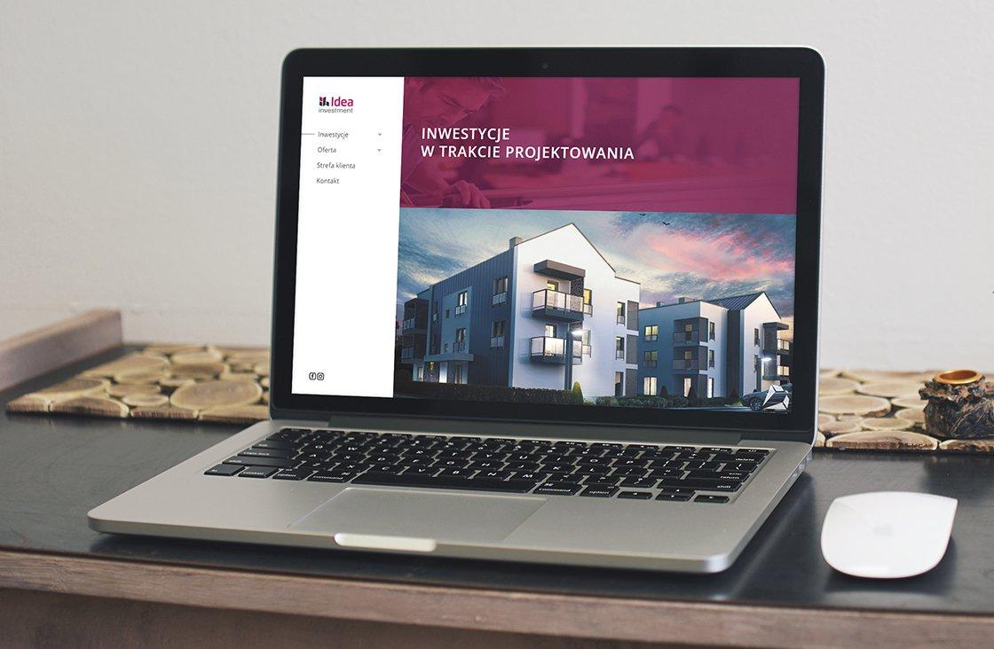 strona www idea investment