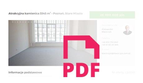 Generator ofert PDF dogabloty