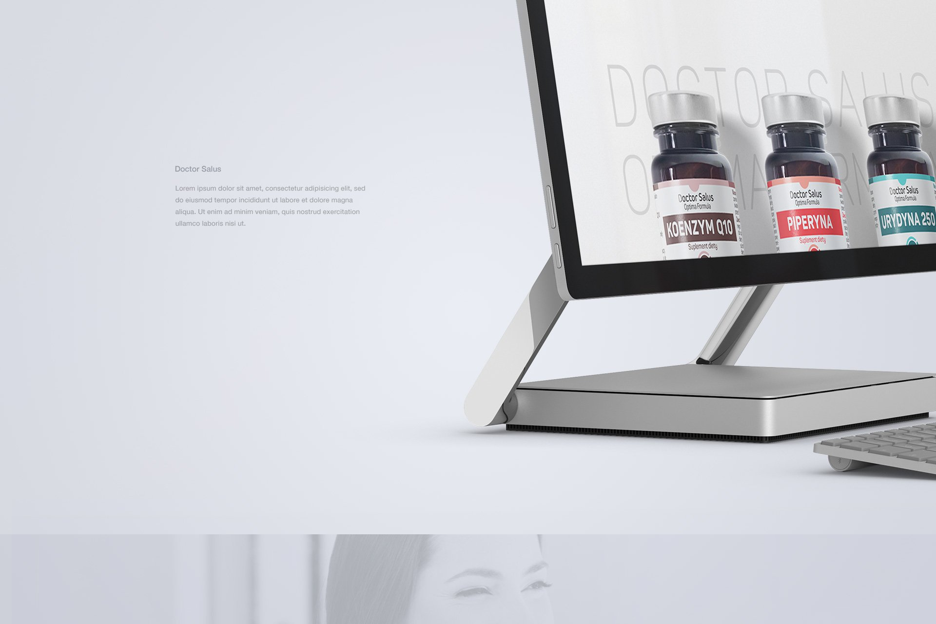 strona internetowa z suplementami diety