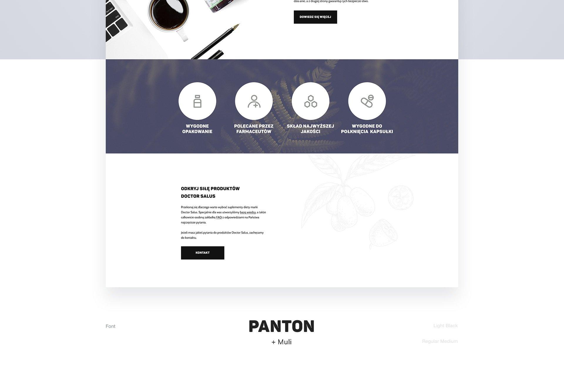 strona www doctor salus