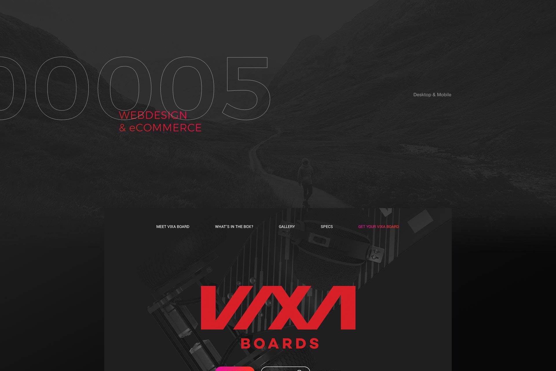 Vixa Boards