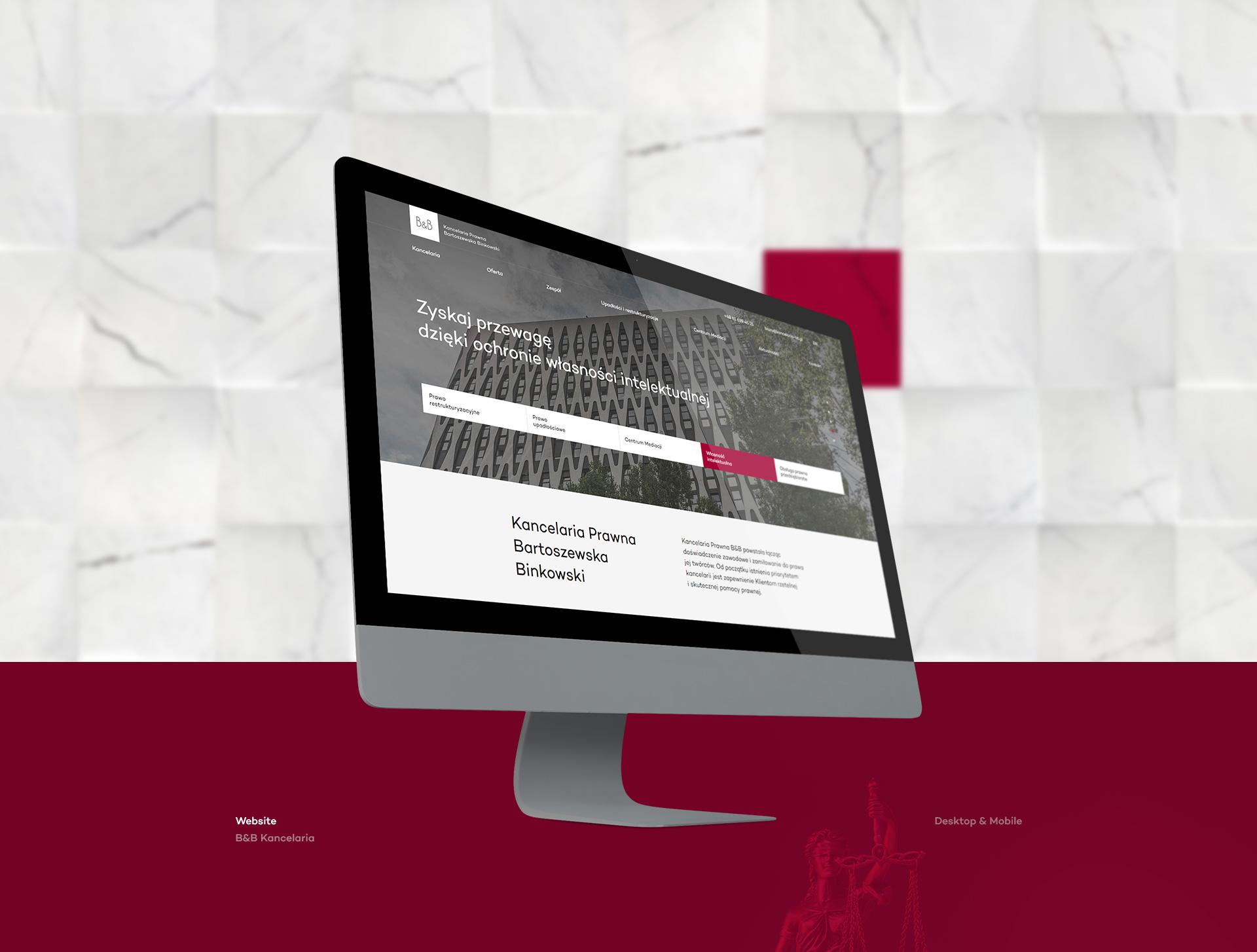 skuteczne strony www adwokaci poznań