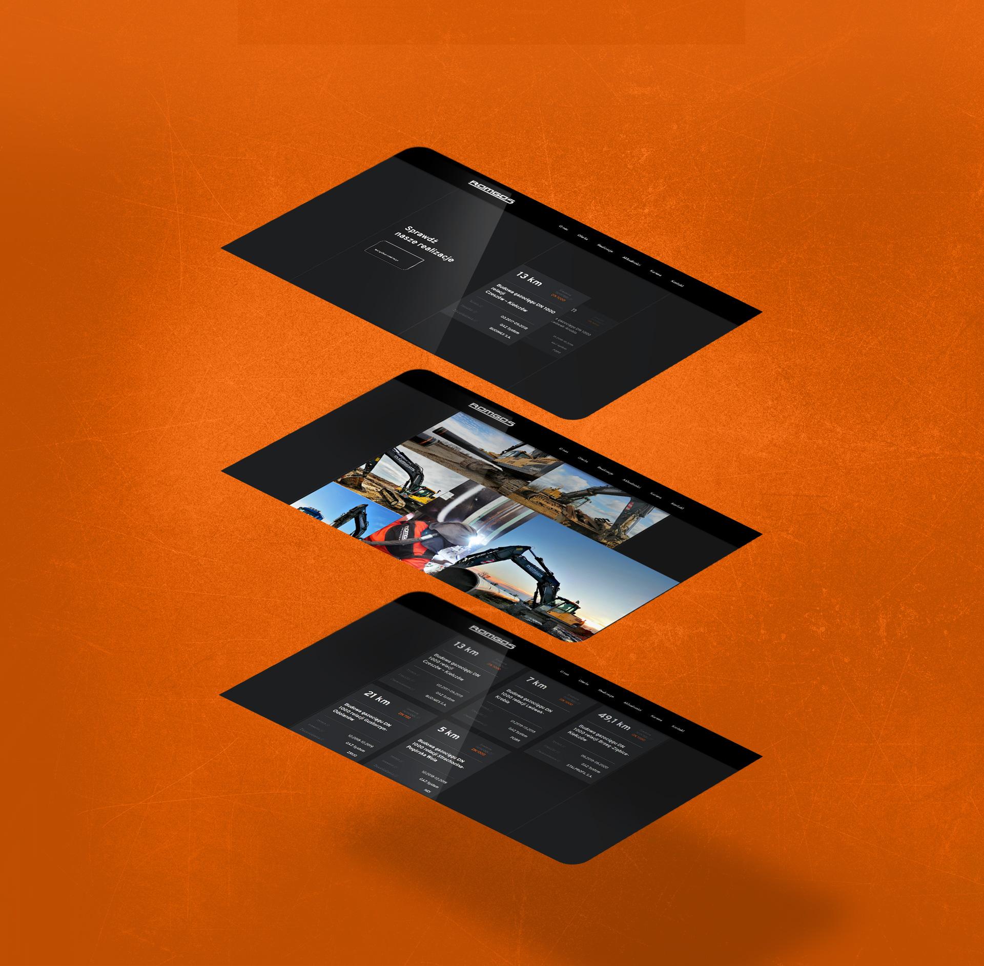 tworzenie stron www jarocin dla romgos