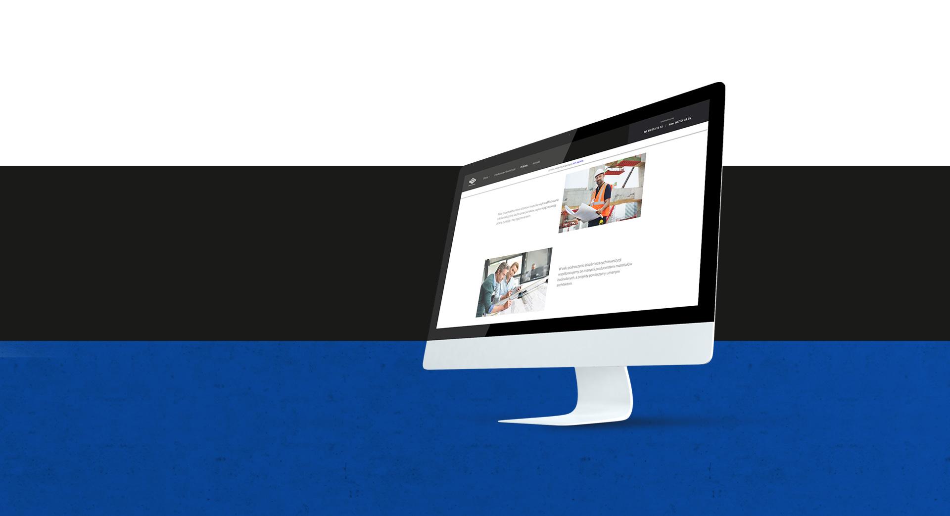 tworzenie stron www leszno deweloper pbo