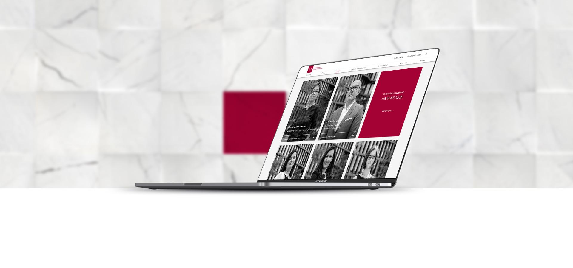 strony internetowe adwokatów poznań